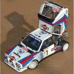 Profil24 P24047 Lancia Delta S4 Grb Monte Carlo tour de corse 1986