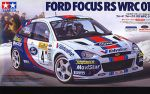 Tamiya 24241 Ford Focus RS WRC 01