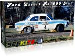 Belkits BEL007 Ford Escort RS1600 Mk1 1972 Daily Mirror RAC Rally Winner