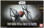Bandai 032199 First Order Special Force Tie Fighter