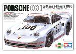 Tamiya 24320 Porsche 961 Le Mans Hours 1986