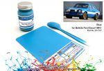 ZERO Paint ZP-1317 Ford Escort Blue