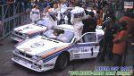 Hasegawa 25031 Lancia 037 Rally 1983 Monte-Carlo Rally Winner