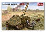 Amusing Hobby 35A009 Sturmmorser 38D 28cm