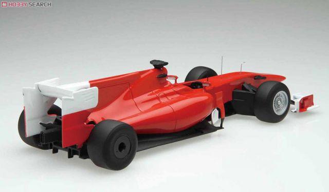Fujimi 09087 Ferrari F10 Japan GP (FUJ09204)