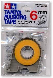 Tamiya 87030 Tamiya Masking Tape 6mm