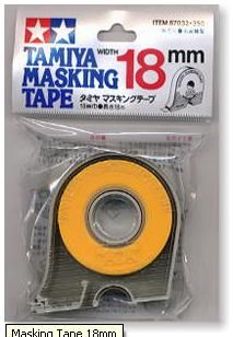 Tamiya 87032 Tamiya Masking Tape 18mm