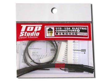 Top Studio TD23010 Electrical Connectors Set A