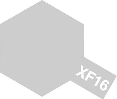 Tamiya 81716 MINI XF-16 FLAT ALUMINUM