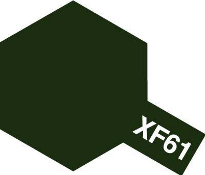 Tamiya 81761 MINI XF-61 DARK GREEN