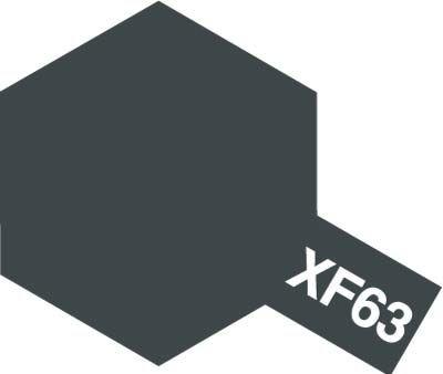Tamiya 81763 MINI XF-63 GERMAN GREY