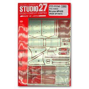 Studio 27 FP2040 McLaren MP4/5B Grade Up Parts