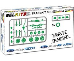 Belkits BELTK001 Transkit (gravel version) for Ford Fiesta S2000 and RS WRC