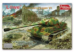 Amusing Hobby 35A005 Panzerkampfwagan VII Löwe