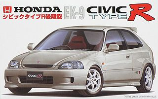 Fujimi 03503 Honda Civic TYPE R (LATE STYLE)