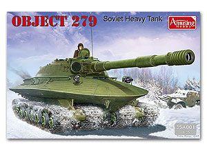 Amusing Hobby 35A001 Soviet Heavy Tank Object 279