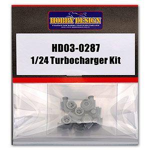 Hobby Design HD03-0287 Turbocharger Kit