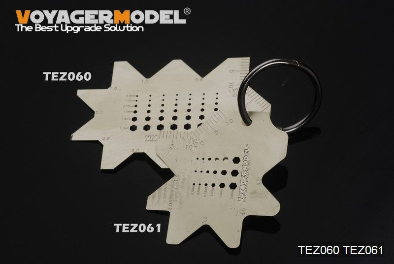Voyager Model TEZ060 Chamfer Scraper tool with Nuts Maker