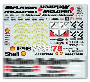 MSM Creation MSMD142 McLaren MP4/8 Full Decal
