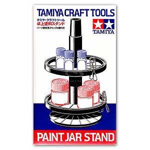 Tamiya 74077 Paint Jar Stand
