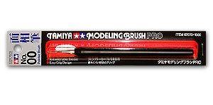 Tamiya 87073 Tamiya Modelng Brush Pro No.00 pointed brush