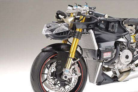 Tamiya 12657 Panigale 1199 S Front Fork