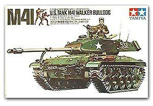 Tamiya 35055 U.S. M41 Walker Bulldog