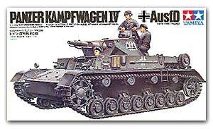 Tamiya 35096 German Panzer Mk. IV Ausf.D