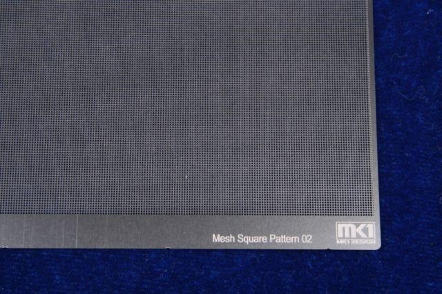 KA-Models KA00002 Square Pattern Mesh B 0.3mm X 0.3mm