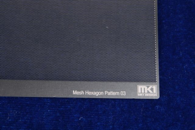 KA-Models KA00007 Hexagon Pattern Mesh C 0.83mm X 0.7mm