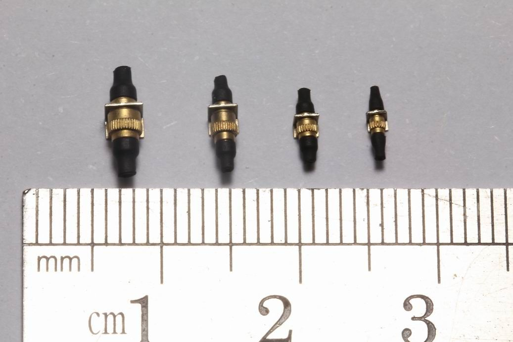 Top Studio TD23135 2.0mm Electronic Connectors (brass type)