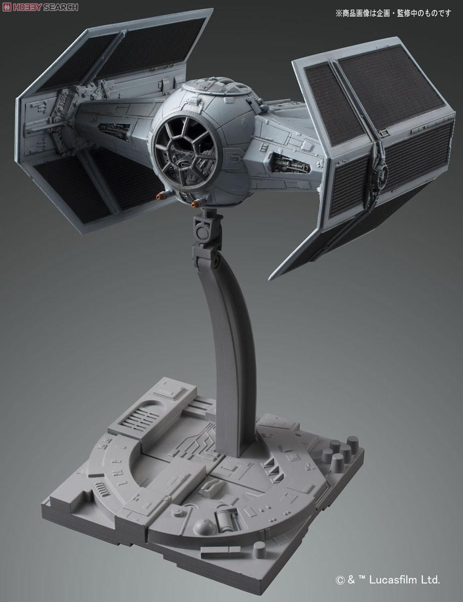 Bandai 0191407 Tie Advanced x1