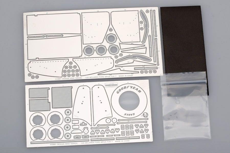 Hobby Design 02-0294 Mclaren Ford MP4/8 For T