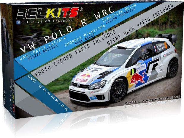 Belkits BEL005 VW Polo R WRC