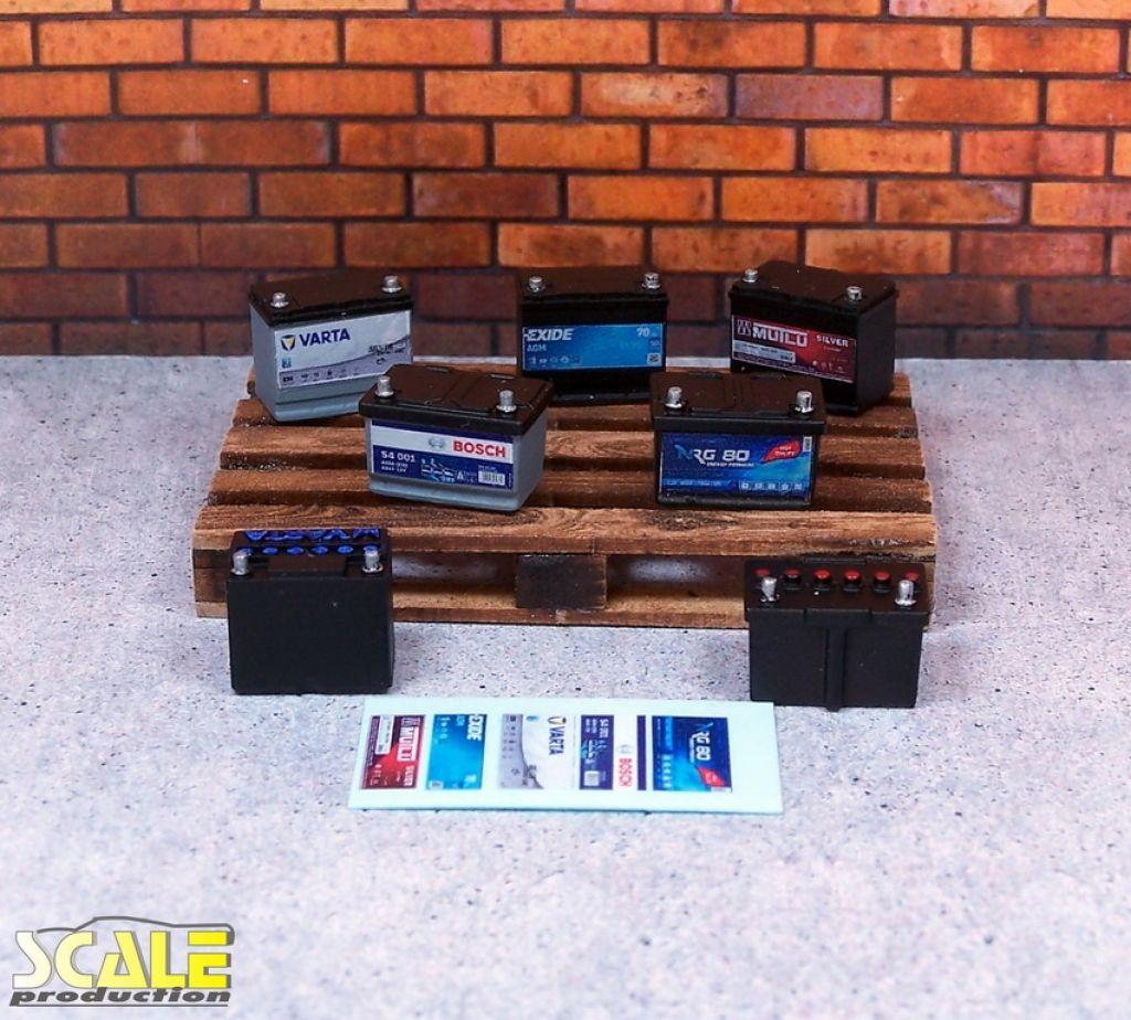 Scale Production SP24138 Batterie 12 Volt
