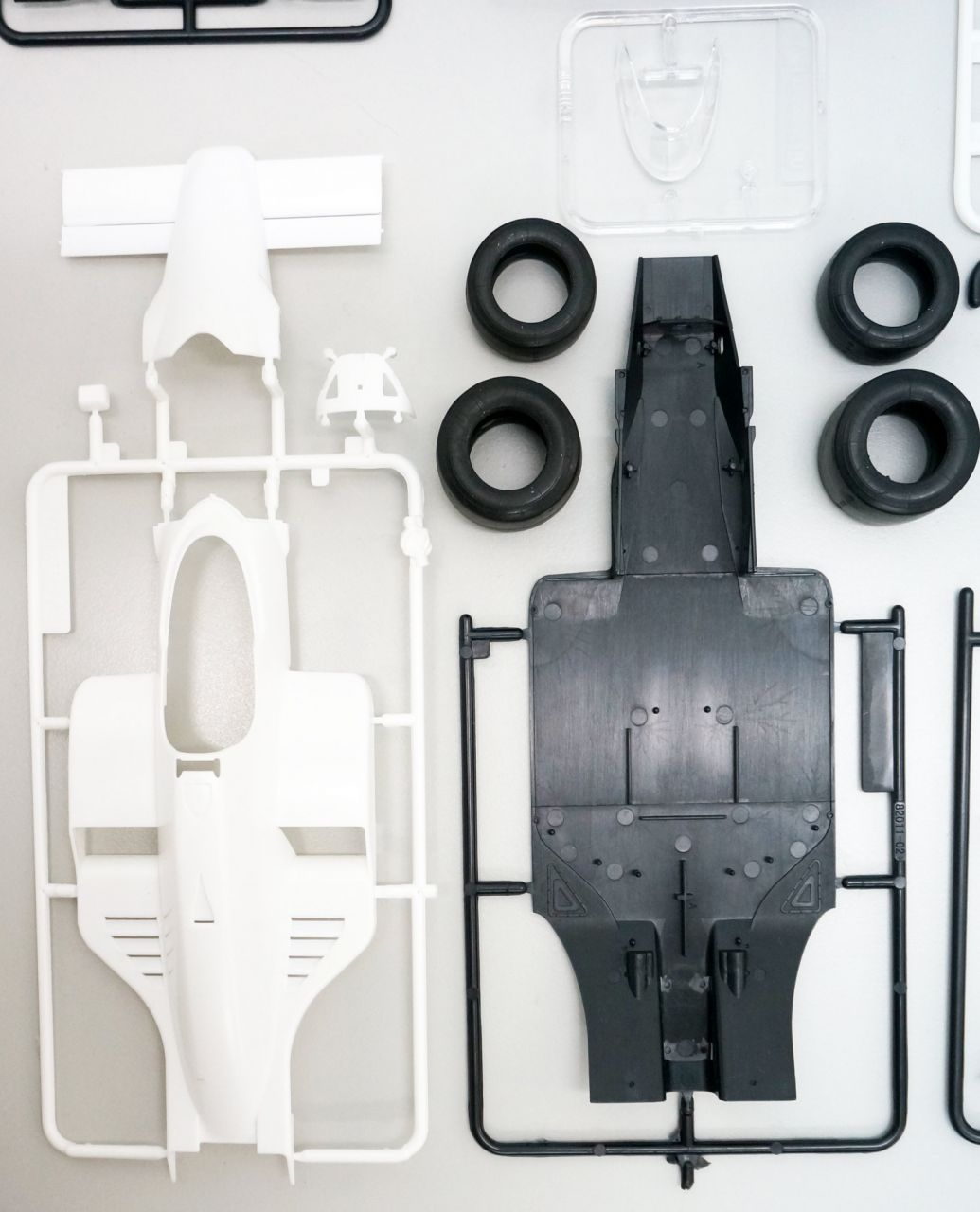 Beemax B20001 (081891) McLaren MP4/2 BRITISH GP Ver.