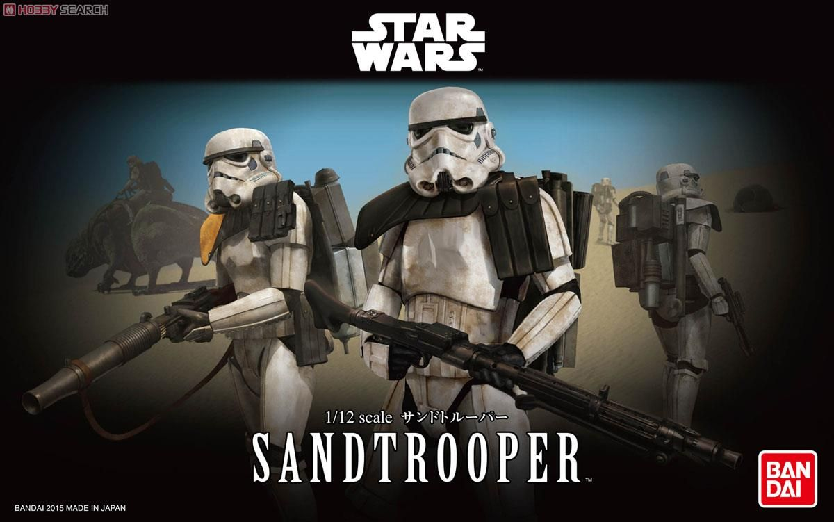 Bandai 0197348 Sand trooper