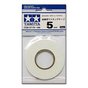 Tamiya 87179 Masking Tape for Curves 5mm