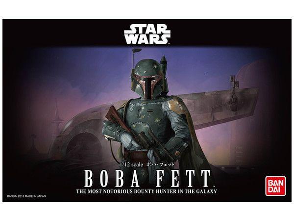 Bandai 0201305 Boba Fett