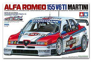 Tamiya 24176 Martini Alfa Romeo155 V6TI
