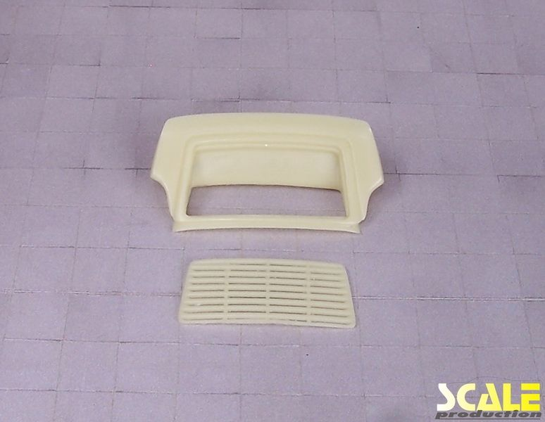 Scale Production SP24253 Rear wing P911 3.2 Carrera