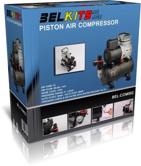 Belkits BELCOM002 piston Air Compressor