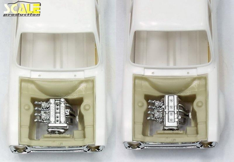 Scale Production SPTK24057 Ford Escort 1 (Belkits) Transkit