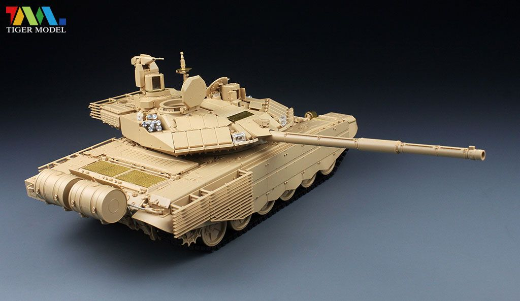 Tiger Model 4612 Russian T-90MS MBT