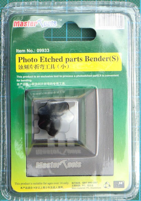 Trumpeter 09933 Photo Etched parts Bender