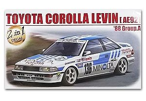 Beemax B24010 (098240) Toyota Corolla Levin (AE-92) 1988 Group A