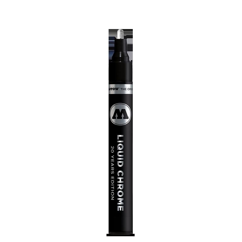 Molotow 703103 Liquid Chrome 4mm