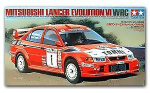 Tamiya 24220 Mitsubishi Lancer Evolution VI WRC 1999
