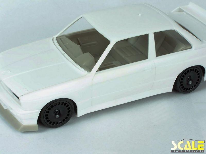 Scale Production SPTK24-M3 BMW M3 Street Transkit