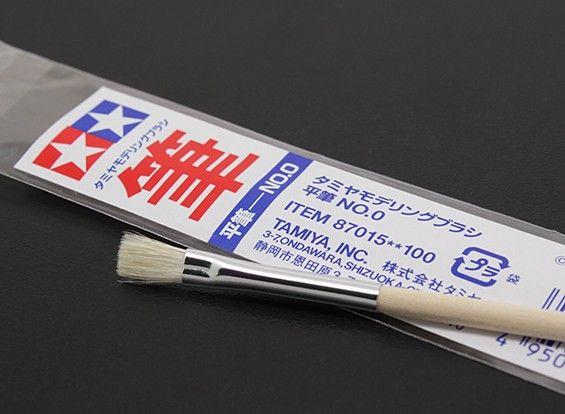 Tamiya 87015 Standard Flat Brush